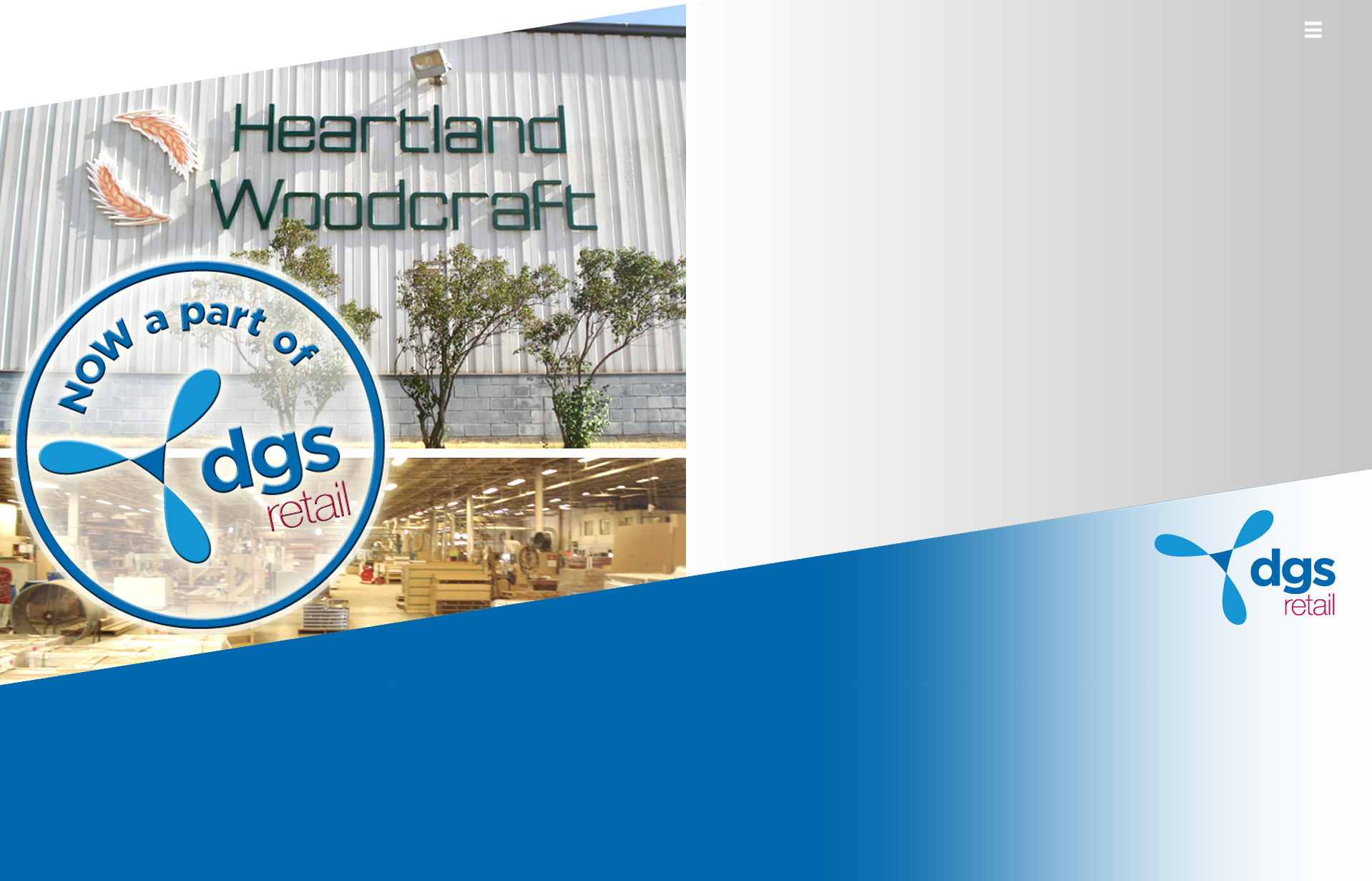 Heartland Woodcraft is now a part of DGS Retail